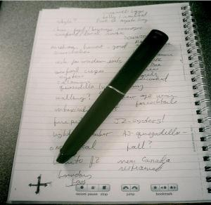 My Livescribe