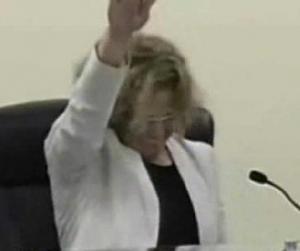 IMAGE: Heil-Hitler-salute